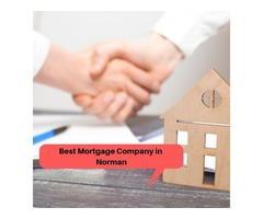 Looking For Best Mortgage Company in Norman