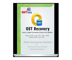 Recover and convert the OST file into PST file format