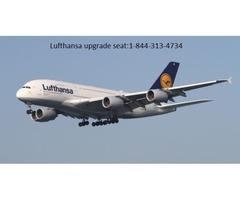 Lufthansa Seat Upgrade