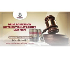 Drug Possession lawyer Orange Park | Florida drug possession distribution law firm