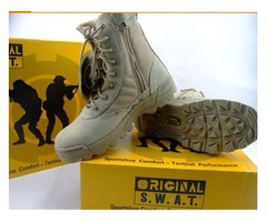 Delta Tactical Boots Military Desert SWAT American Combat Boots Outdoor Shoes Breathable Wearable Bo