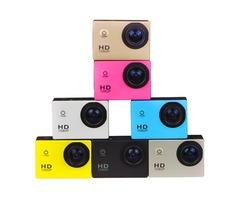 Free send DHL new SJ4000 freestyle 2inch LCD 1080P Full action camera 30 meters waterproof DV c