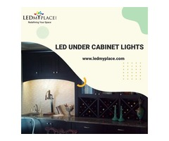 Grab Now the Best LED Under Cabinet Lights From LEDMyplace
