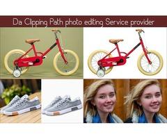 Da Clipping Path photo editing Service provider