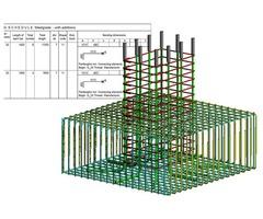 Concrete Masonry Unit Rebar Estimating and Detailing Services