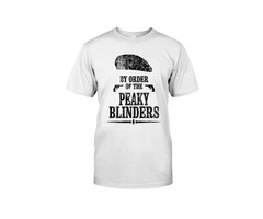 By Order Of The Peaky blinders Tshirt | free-classifieds-usa.com