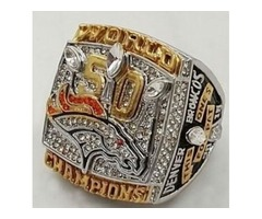 Hot newest Bron cos championship ring men fashion husband for father's day boyftiend gift souve