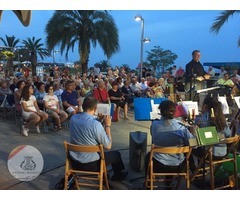 Vitaliano Gallo Conducting: Philharmonic Society P. Anfossi 5 August 2019