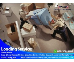Top Loading Services Annapolis MD