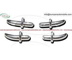 Saab 92 and Saab 92b bumper (1949-1956)
