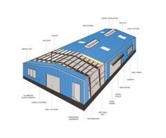 Pre Engineered Building configuration - Silicon Outsourcing