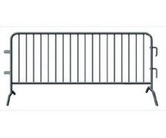 Best Services Provider For wooden traffic barricades