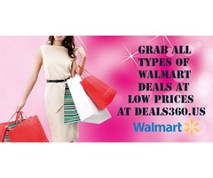 Walmart Deals, Discount Offer, Walmart Coupons, Promo Code -Deals360.us