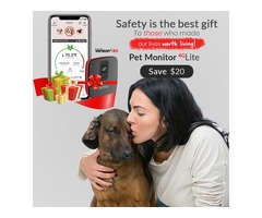 Pet Monitor 4G LTE