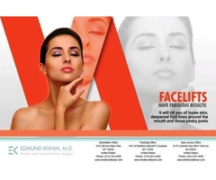 Local Facelift New York City - Dr. Edmund Kwan For Best Results