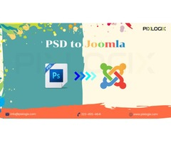 PSD To Joomla Template Conversion Services – PIXLOGIX