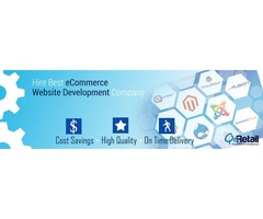 Hire Custom eCommerce Website Development Company in USA