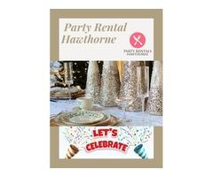 Party Rental Hawthorne