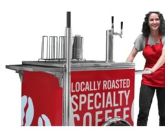 Shop Inexpensive High Quality Coffee Cart California