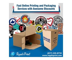 Fast Online Printing and Packaging Services at Awesome Discounts