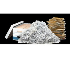 Affordable: Shredding services offer competitive pricing and affordable rates