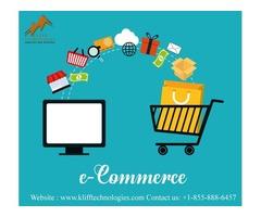 E-Commerce Website Development Company in USA - Create Best UX/UI Featured Website