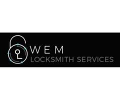 Arlington emergency locksmith can assist