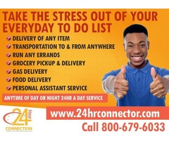 The 24 Hour Connector