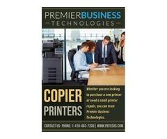 Short Term Printer Rental