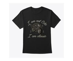 Senior Citizen Day Funny T-Shirt