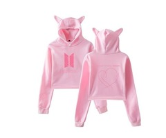 BTS Hoodies & Outerwear for Men