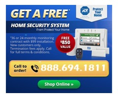Security Systems For The Home