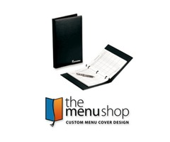 Best-Quality Reservation Books for Restaurant | The Menu Shop