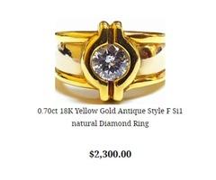 Antique and Vintage Diamond Jewelry