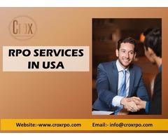 RPO Services in USA | Rpo In Usa | Crox Rpo