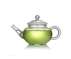 Clear Glass Scented Tea Sets 250Ml Heat Resisting High Borosilicate Drinkware Minimalism Designer Sm