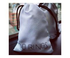custom printed cotton jewelry bags