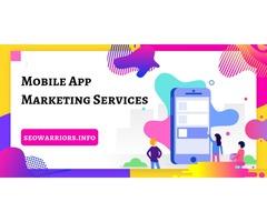Mobile App Marketing Services | SEOWarriors