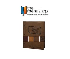 Best Sedona Chicago Menu Boards for Restaurant | The Menu Shop