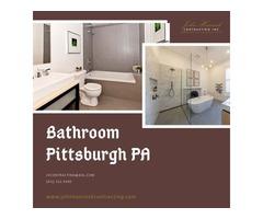 Bathroom remodels completed