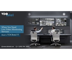 Live Video Monitoring Services USA | CCTV Live Security Cameras