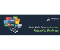 How to Use Social Media to Grow Your Financial Business?