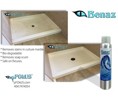 Benaz - Water Stain Remover & Glass Polisher