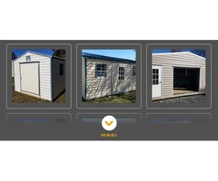 Metal Sided Sheds