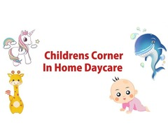 Children's Corner In Home Daycare - Naps and Fun always Free