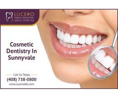 Cosmetic Dentist In Sunnyvale - Alexia R. Lucero, DDS