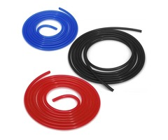 Silicone Vacuum Hose Turbo Radiator Rubber Air Vac Pipe 3m Long
