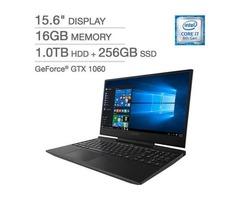 Lenovo Legion Y7000 15.6'' FHD Gaming Laptop
