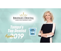 Why you must get in touch with the Tampa's Top Dentist?