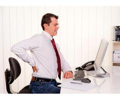 Ergonomics Solutions That Relieve Back Pain